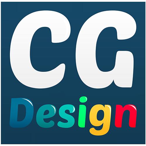 CG Design Logo